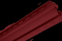 """Планка """"внутренний угол"""", 3м, цвет Красный"""