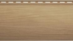 Виниловый сайдинг Карелия (Каштан) BH-01 - 3,1м х 0,2м